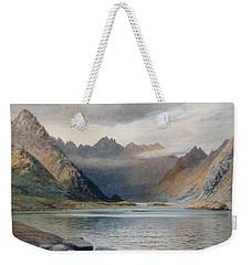 A Loch North Of Hadrian's Wall Weekender Tote Bag
