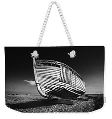 A Lonely Boat Weekender Tote Bag