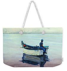 A Lonely Boy Weekender Tote Bag
