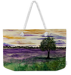 A Long Way To Go Weekender Tote Bag