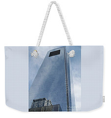 A Long Way Up Weekender Tote Bag