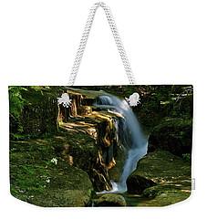 A Lost Cascade Weekender Tote Bag