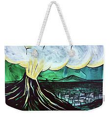 A Love Explosion Weekender Tote Bag