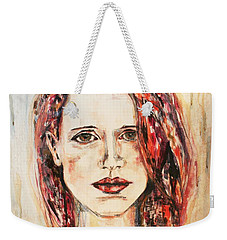 A Lover Of The Light Weekender Tote Bag