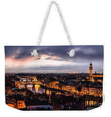 A Magic Glimpse Weekender Tote Bag