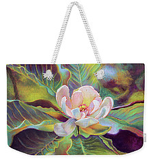 A Magnolia For Maggie Weekender Tote Bag