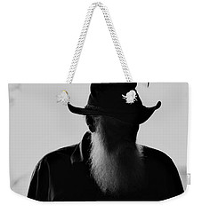 A Man Of Few Words Weekender Tote Bag
