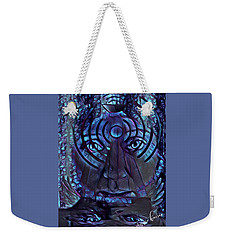 A Medium For Other People's Trauma Weekender Tote Bag