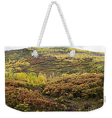 A Miraculous Autumn Vista Weekender Tote Bag