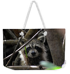 A Moment Of Connection Weekender Tote Bag