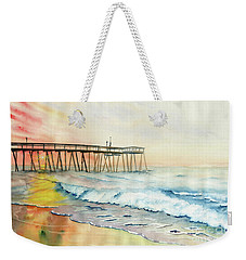 A Moment Of Peace Weekender Tote Bag