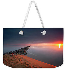 A Moment Of Shine Weekender Tote Bag