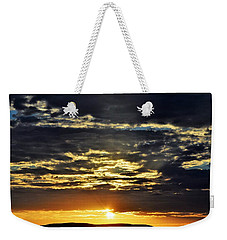 A Moment Of Silence Please Weekender Tote Bag