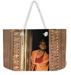 A Monk 4 Weekender Tote Bag