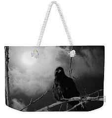 A Moonlicht Nicht Weekender Tote Bag