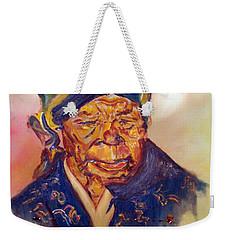 A Mothers Pride Weekender Tote Bag by Raymond Doward