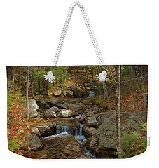 A Mountain Brook  Weekender Tote Bag