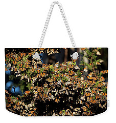 A Multitude Of Monarchs Weekender Tote Bag