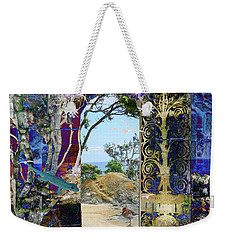 A Narrow But Magical Door Weekender Tote Bag