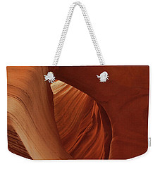 A Natural Abstract Weekender Tote Bag