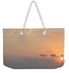 A New Beginning  Weekender Tote Bag by Corinne Rhode