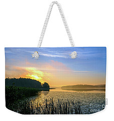 A New Day Is Dawning Weekender Tote Bag