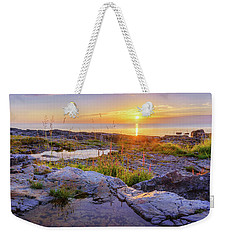 A New Day's Born Weekender Tote Bag