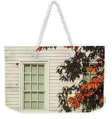 A New England Composition Weekender Tote Bag