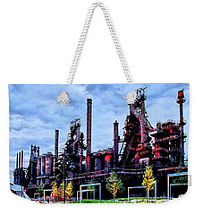 A New Era - Bethlehem Pa Weekender Tote Bag