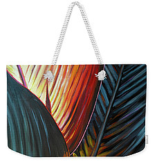 A New Leaf Weekender Tote Bag