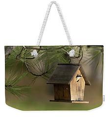 A New Occupant Weekender Tote Bag