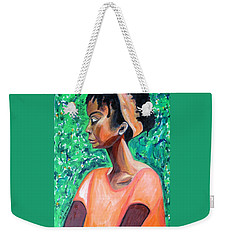 A New Queen Of Sheba Weekender Tote Bag