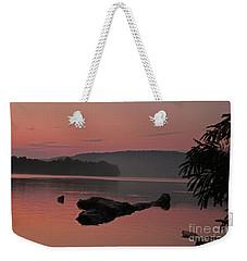 A New Start  Weekender Tote Bag
