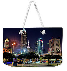 A New View Weekender Tote Bag by Frozen in Time Fine Art Photography