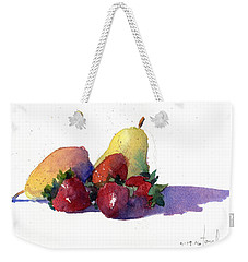 Still Life With Pears Weekender Tote Bag