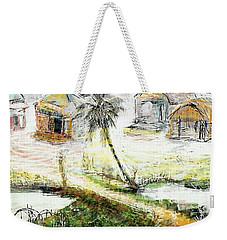 A Nice Piece Of Land Weekender Tote Bag
