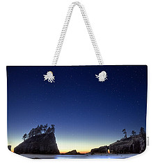 A Night For Stargazing Weekender Tote Bag by William Lee