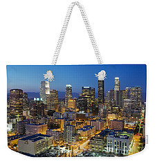 A Night In L A Weekender Tote Bag by Kelley King