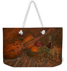 A Night Of Love Weekender Tote Bag