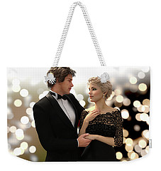 A Night On The Town Weekender Tote Bag