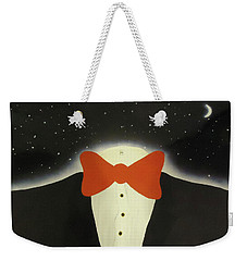 A Night Out With The Stars Weekender Tote Bag by Thomas Blood