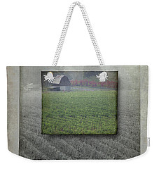 Weekender Tote Bag featuring the photograph A Noir Tale by Jeffrey Jensen
