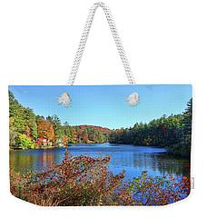 A North Carolina Autumn Weekender Tote Bag