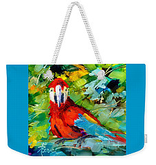 Papagalos Weekender Tote Bag