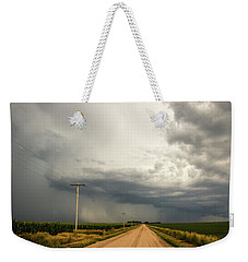 A Passion For Shelf Clouds 001 Weekender Tote Bag