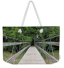 A Path Into The Forest Weekender Tote Bag