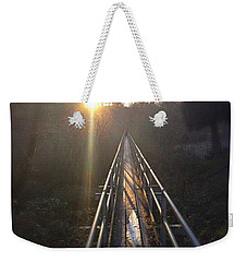 A Path Into The Unknown Weekender Tote Bag
