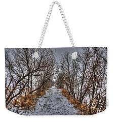 A Path Less Traveled Weekender Tote Bag