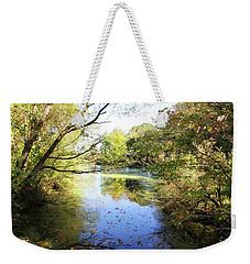 A Peaceful Afternoon Weekender Tote Bag