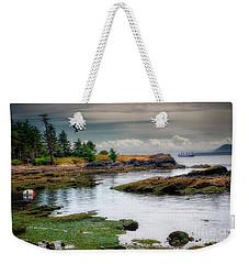 A Peaceful Bay Weekender Tote Bag